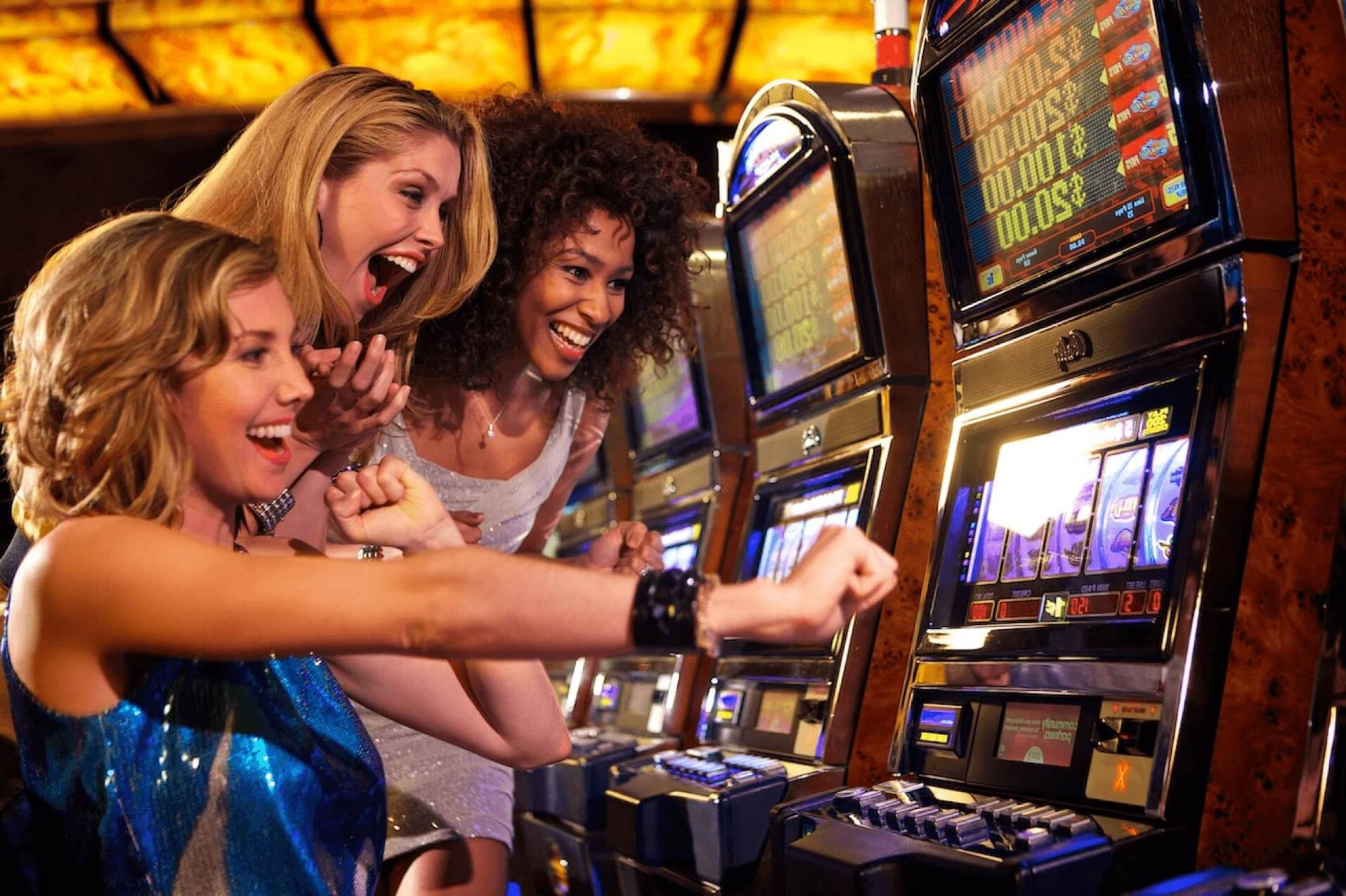 A new study shows: Women are better gamblers