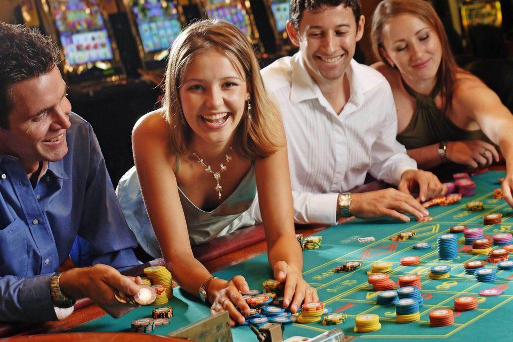 Woman Gambler